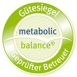 metabolic balance Gütesiegel